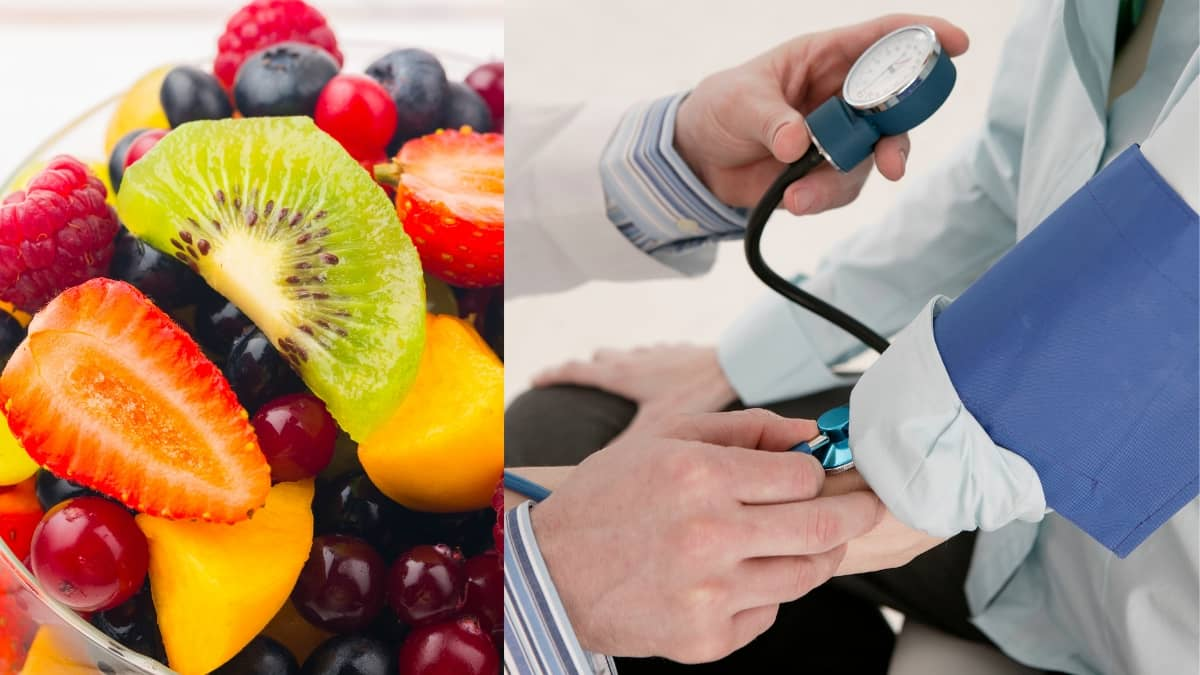 Blood Pressure Management with Diet