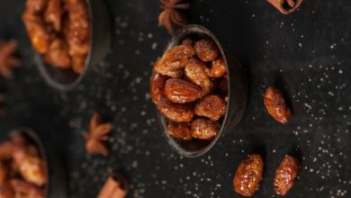 Photo of Candied Almonds