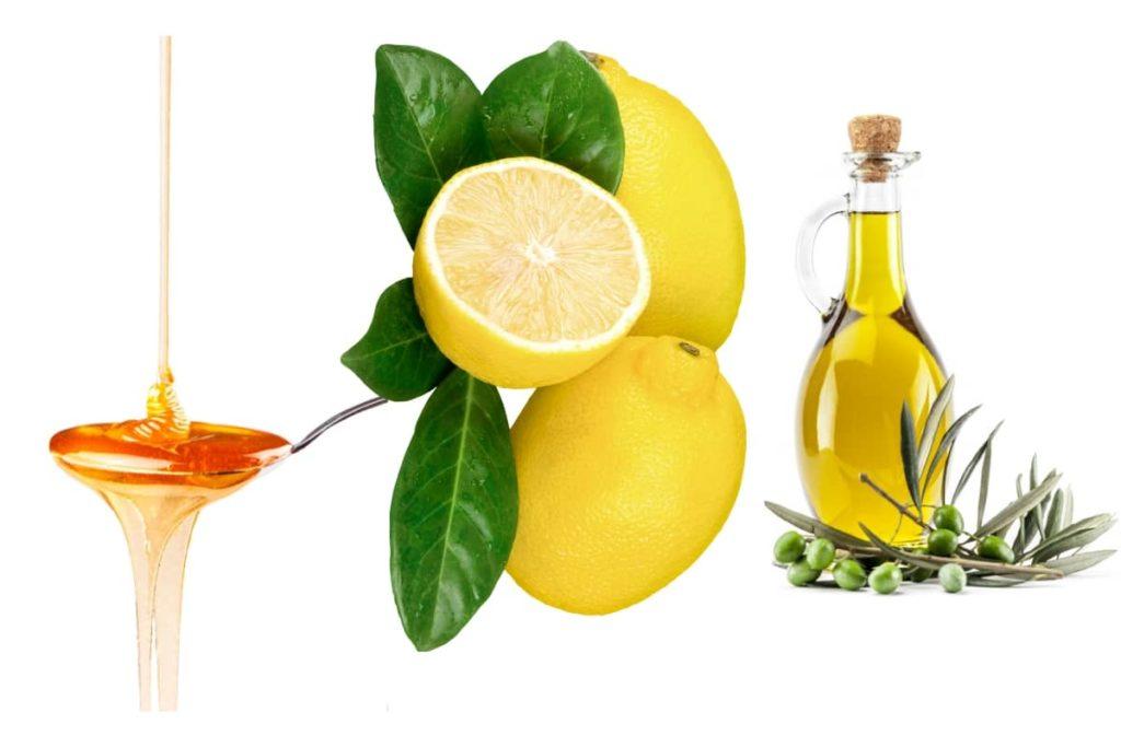Honey Lemon Olive Oil