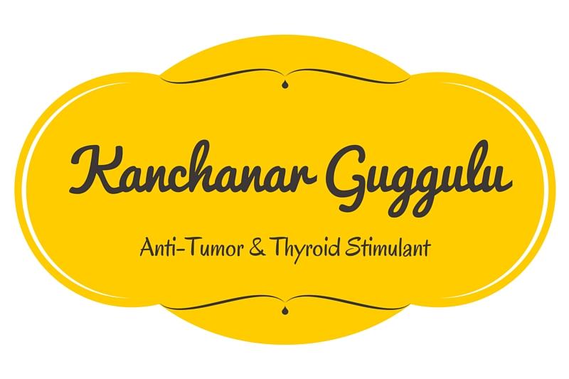 Kanchanar Guggulu or Kanchnar Guggul