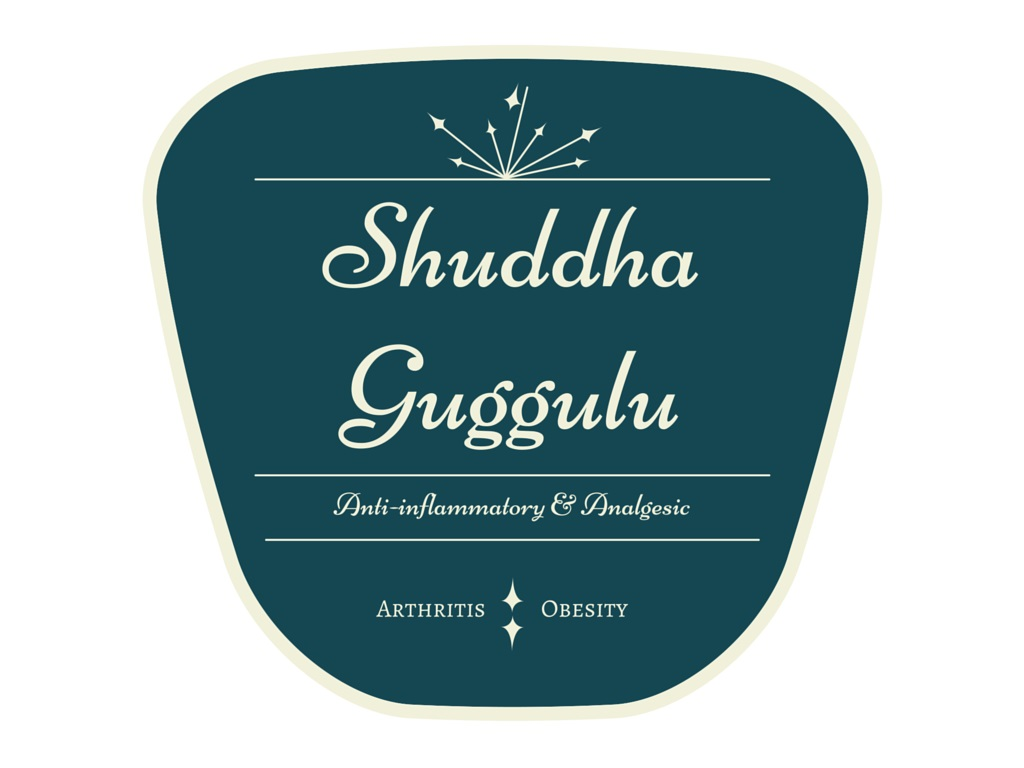 Photo of Shuddha Guggulu (Purified Guggul)