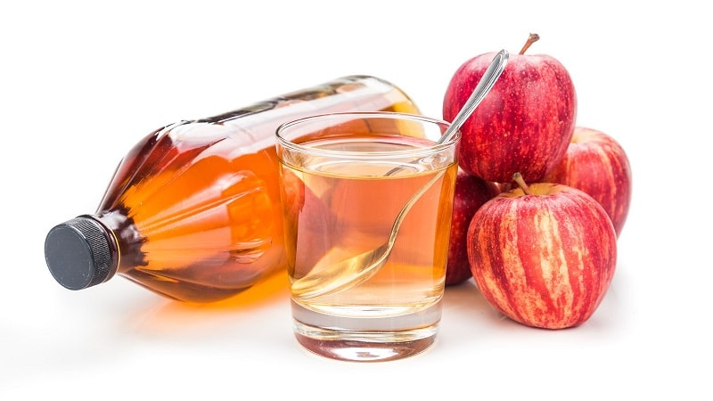 Apple Cider vinegar (ACV)