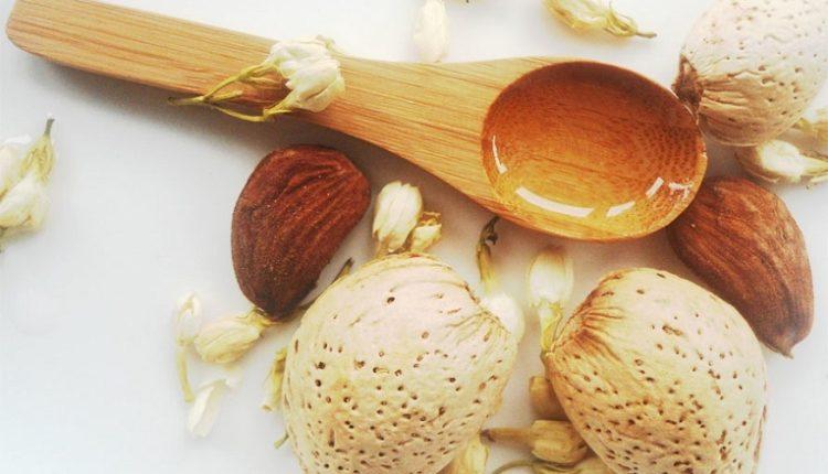 Sweet Almond Oil almonds