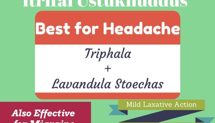 Itrifal Ustukhuddus Infographic
