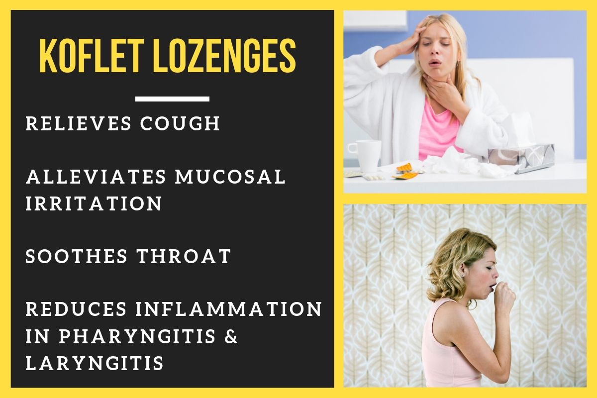 Photo of Koflet Lozenges