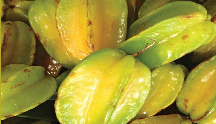 Carambola Star Fruit