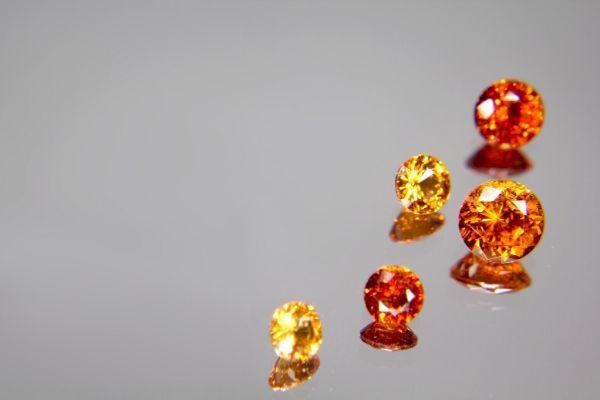 Gomed Stone (Hessonite)