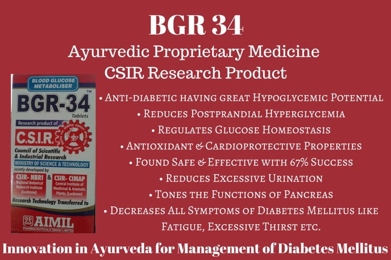 BGR 34 for Diabetes Infographic
