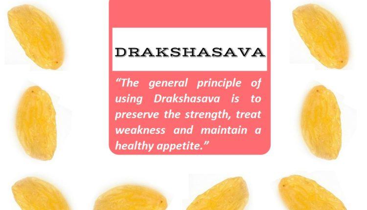 Drakshasava