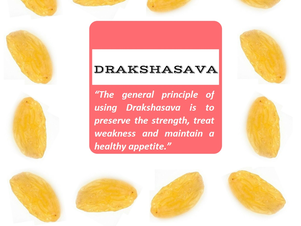 Photo of Drakshasava: Restores Strength after Chronic Disease