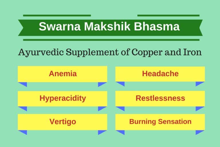 Swarna Makshik Bhasma