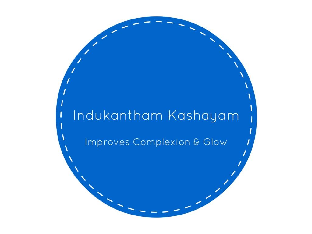 Indukantham Kashayam (Kwatham) – Indukantam Syrup