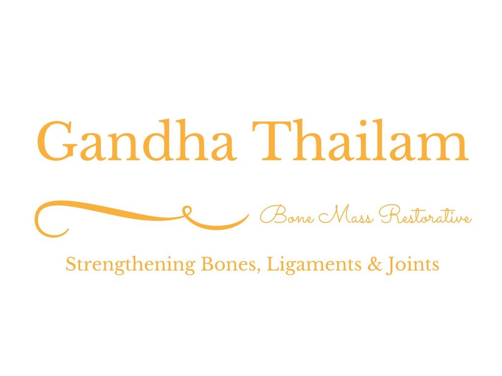 Gandha Thailam (Oil)