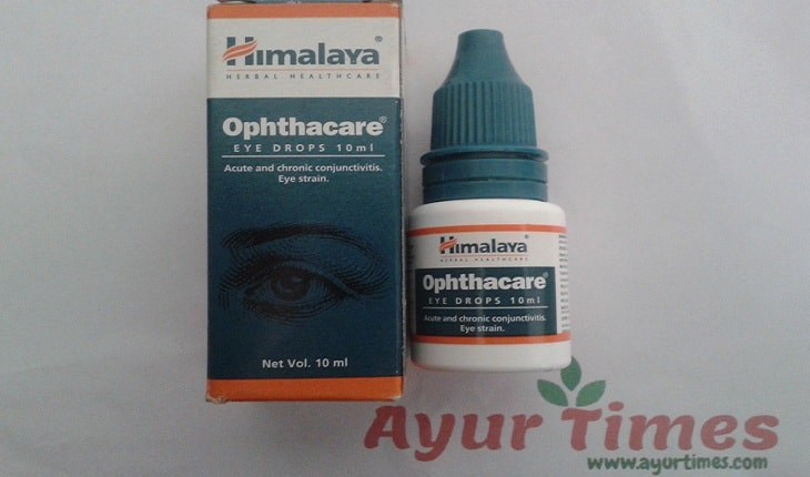 Ophthacare Eye Drops (Himalaya)