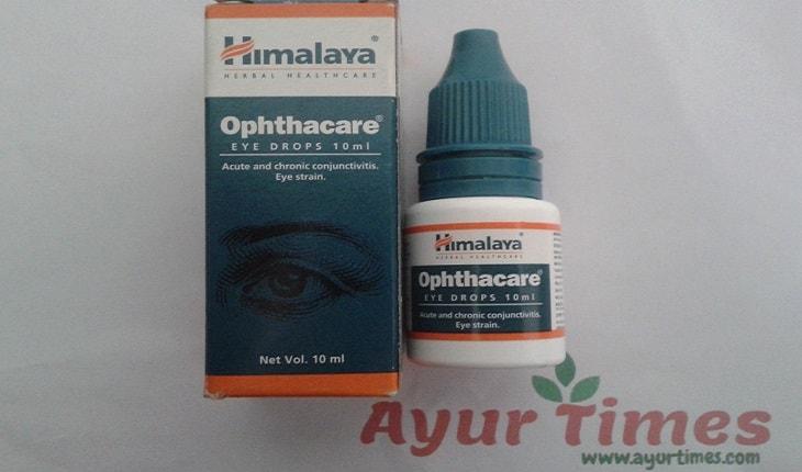 Ophthacare Eye Drops (Himalaya)