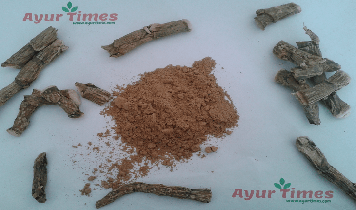 Vacha Acorus Calamus Roots with Vacha Churna (Powder)