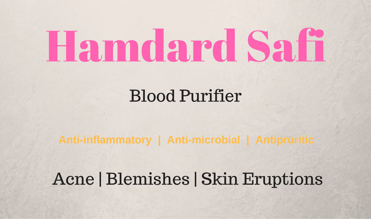 Hamdard Safi Blood Purifier