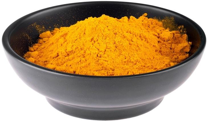 Turmeric powder (Haldi churna)