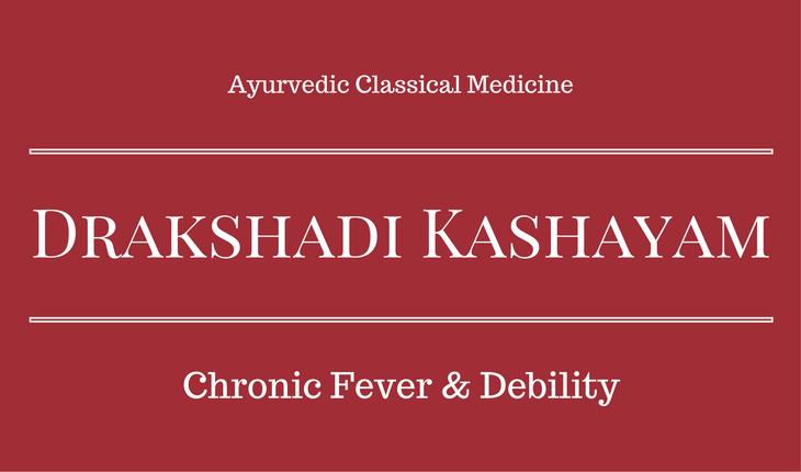 Photo of Drakshadi Kashayam (Kwatham)
