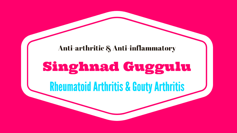 Singhnad Guggulu