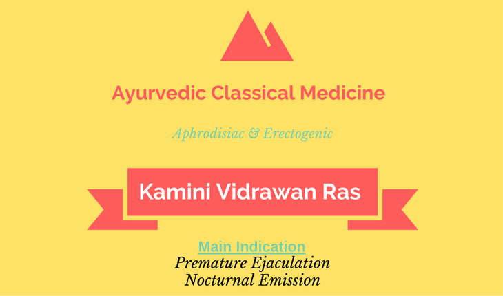 Kamini Vidrawan Ras Benefits, Uses, Indications, Dosage & Side Effects