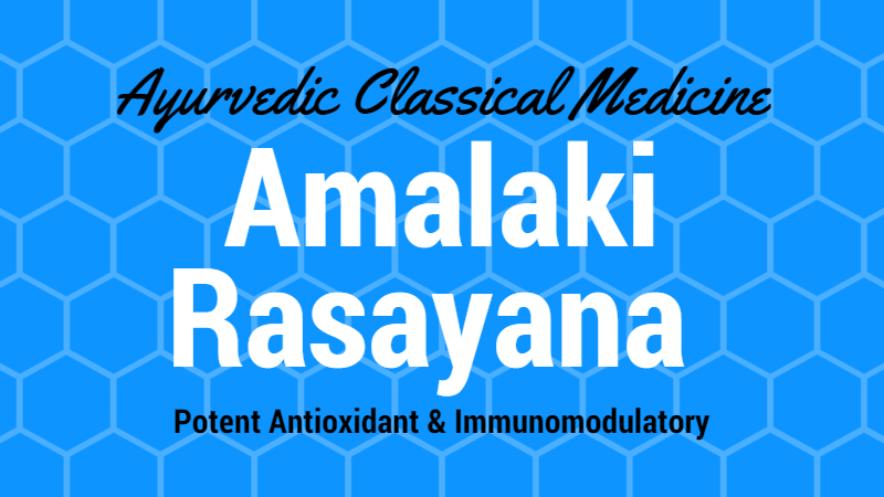 Photo of Amalaki Rasayana (Amalki Rasayan)