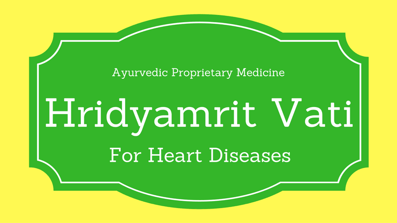 Divya Hridyamrit Vati