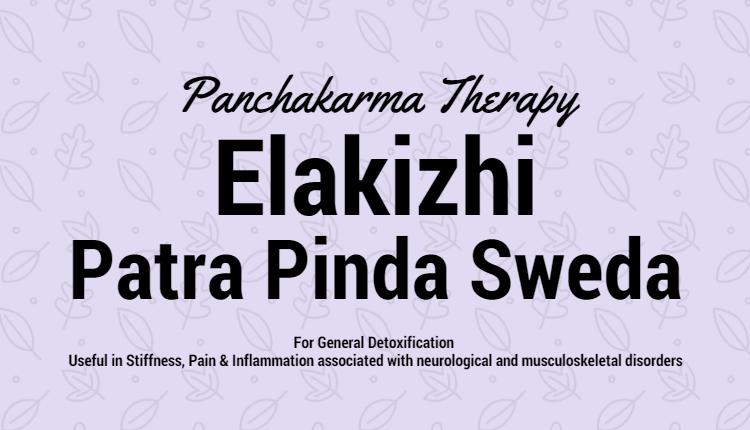 Elakizhi - Patra Pinda Sweda