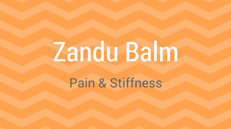 Photo of Zandu Balm