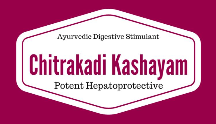 Chitrakadi Kashayam