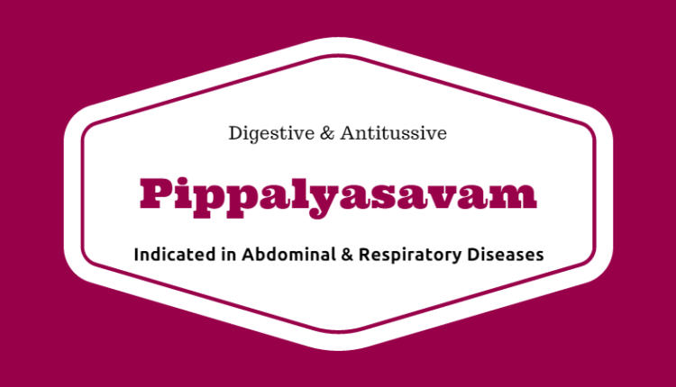 Pippalyasavam