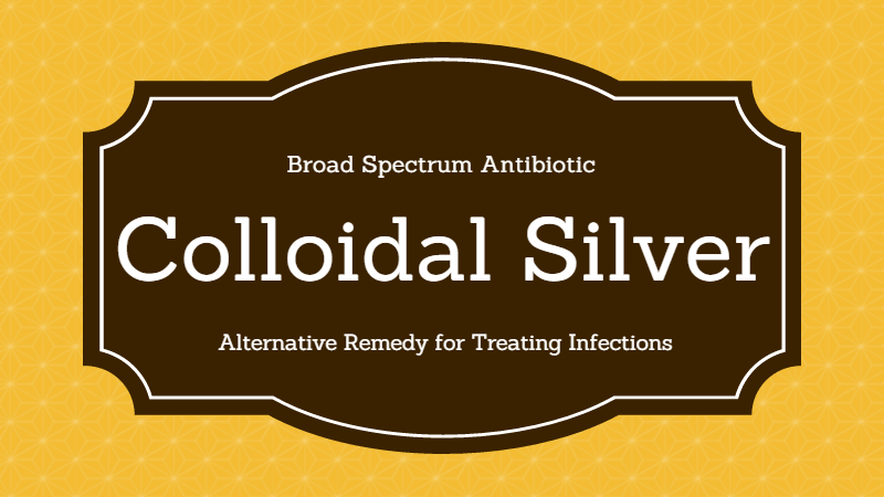 Photo of Colloidal Silver