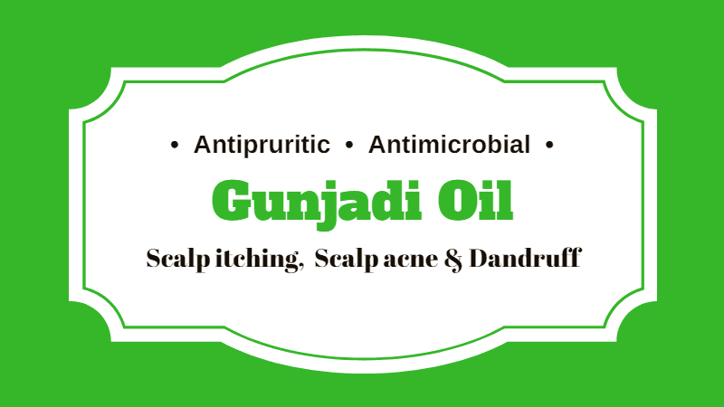 Photo of Gunjadi Oil (Gunja Tail)