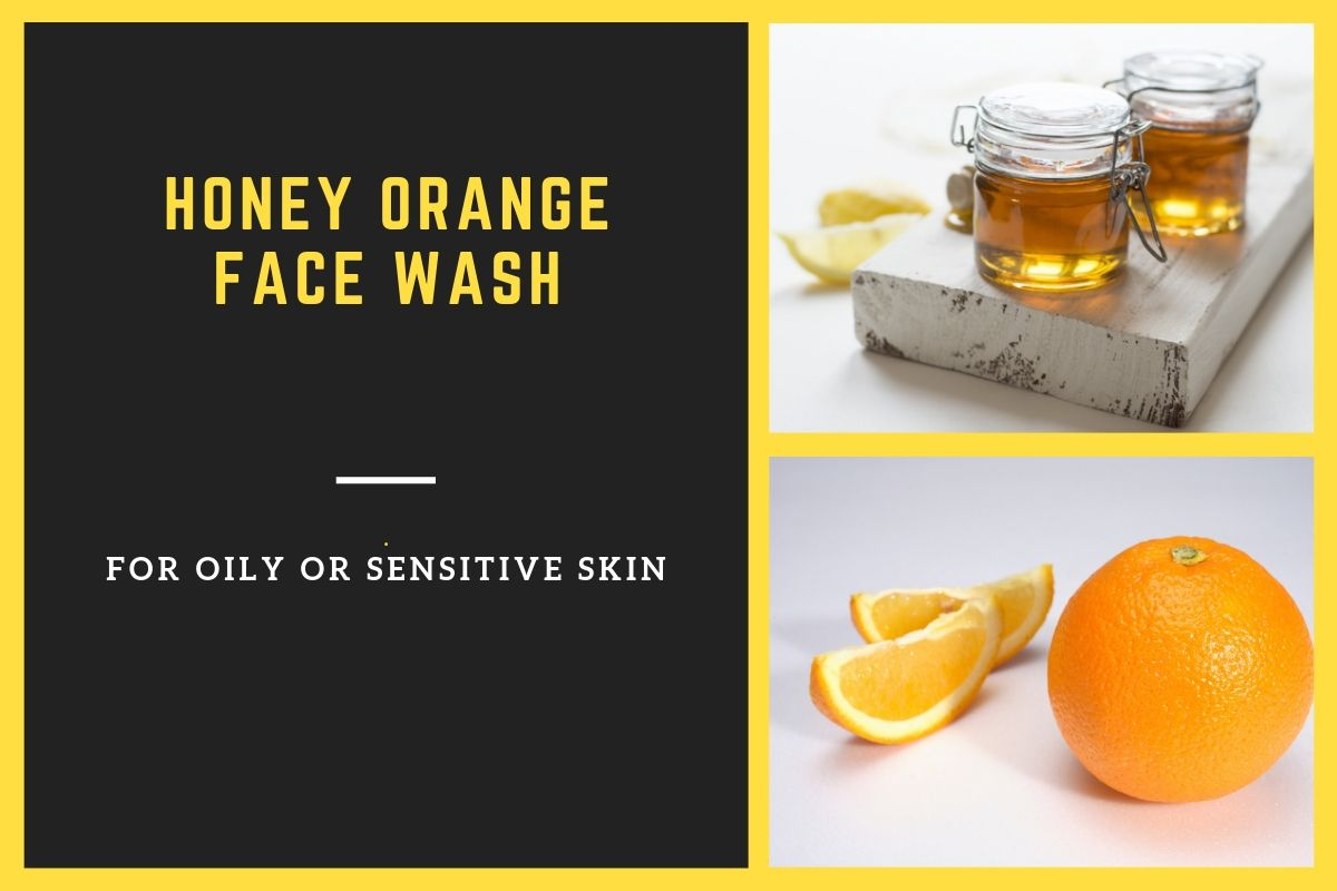 Honey Orange Face Wash