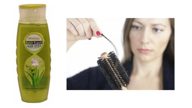 Photo of Patanjali Kesh Kanti Aloe Vera Hair Cleanser