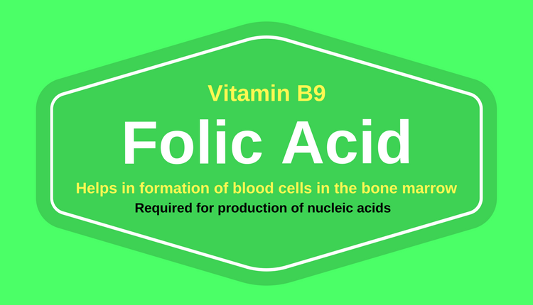 Photo of 6 Amazing Health Benefits of Folic Acid (Vitamin B9)