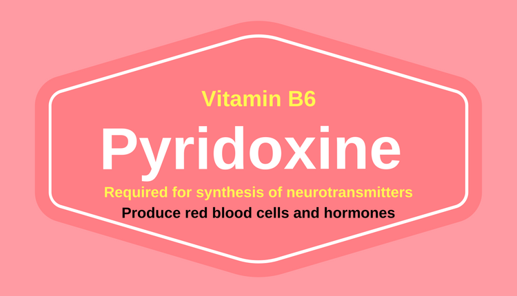 Photo of 7 Amazing Health Benefits of Pyridoxine (Vitamin B6)