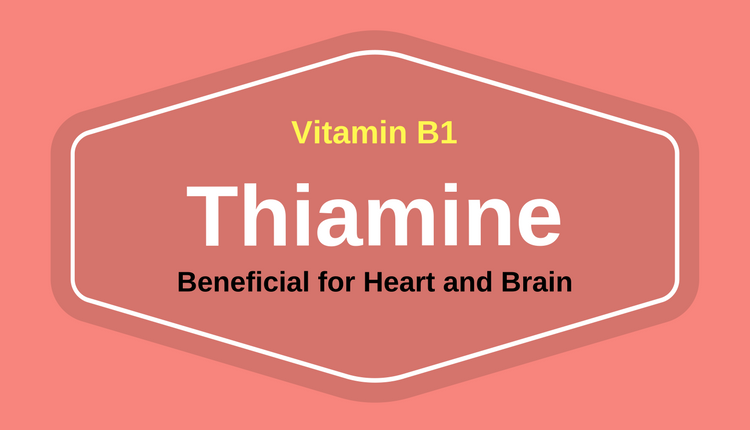 Photo of 7 Amazing Health Benefits of Thiamine (Vitamin B1)