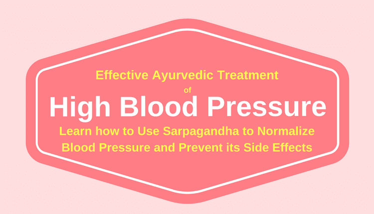 Photo of Ayurvedic Medicine for High Blood Pressure (Hypertension)