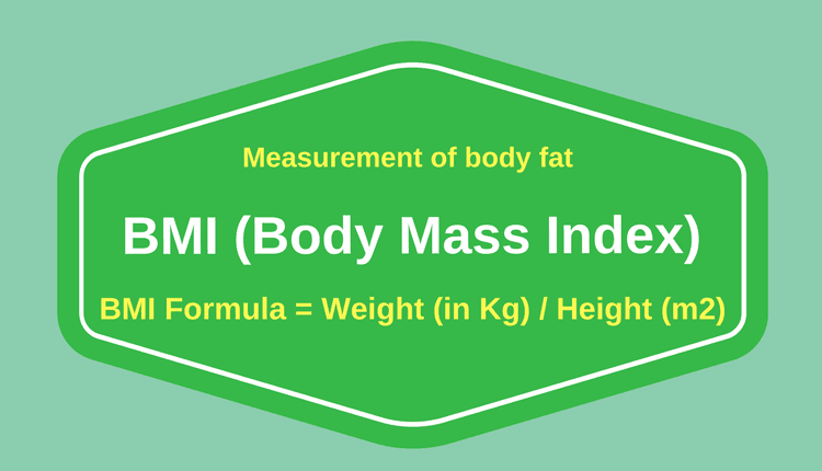BMI (Body Mass Index) and BMI Formula