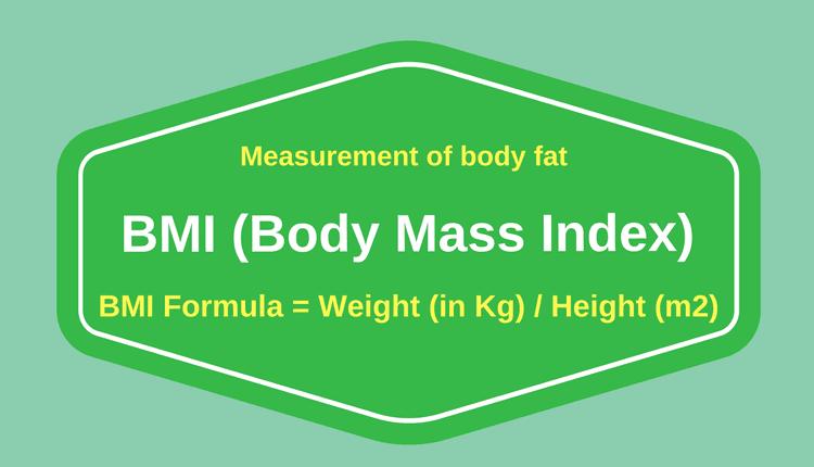 BMI (Body Mass Index) and BMI Formula