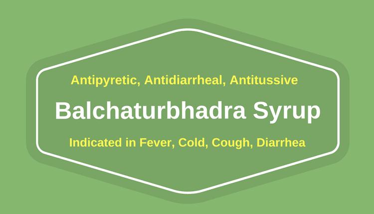 Balchaturbhadra Syrup
