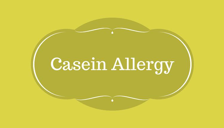 Casein Allergy
