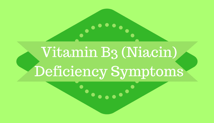 Photo of Vitamin B3 (Niacin) Deficiency Symptoms