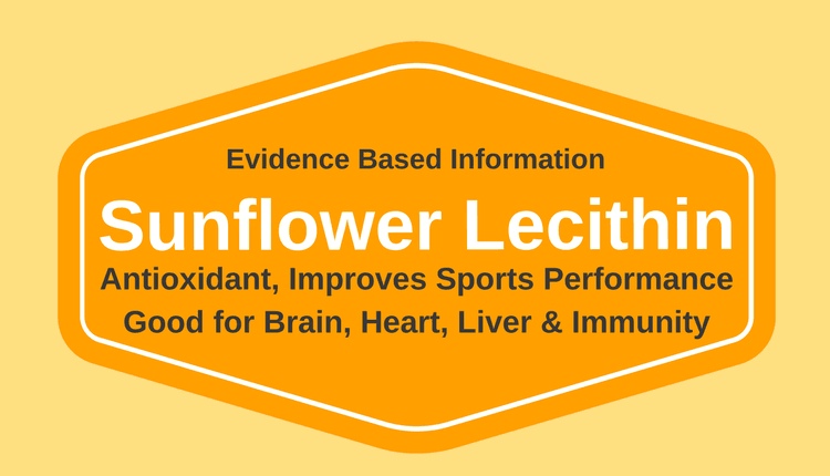 Sunflower Lecithin Benefits