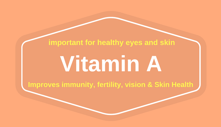 Photo of 7 Amazing Health Benefits of Vitamin A