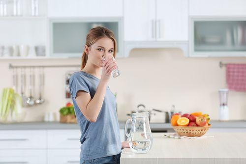 Water benefits to improve skin health