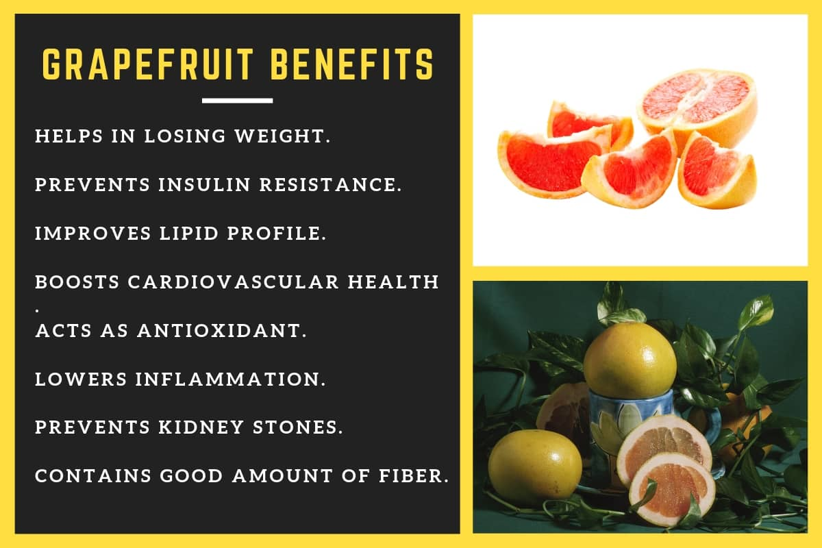 7 Science-Backed Health Benefits of Grapefruit | Ayur Times