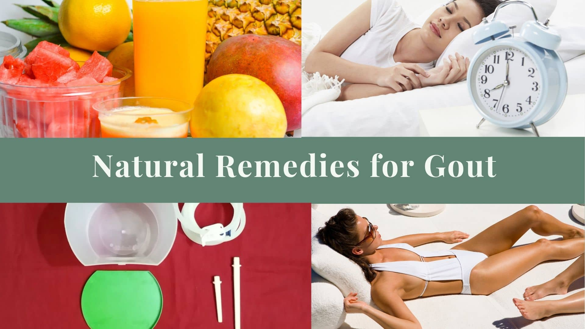 Photo of Natural Remedies for Gout (High Uric Acid) | Natural Gout Treatment