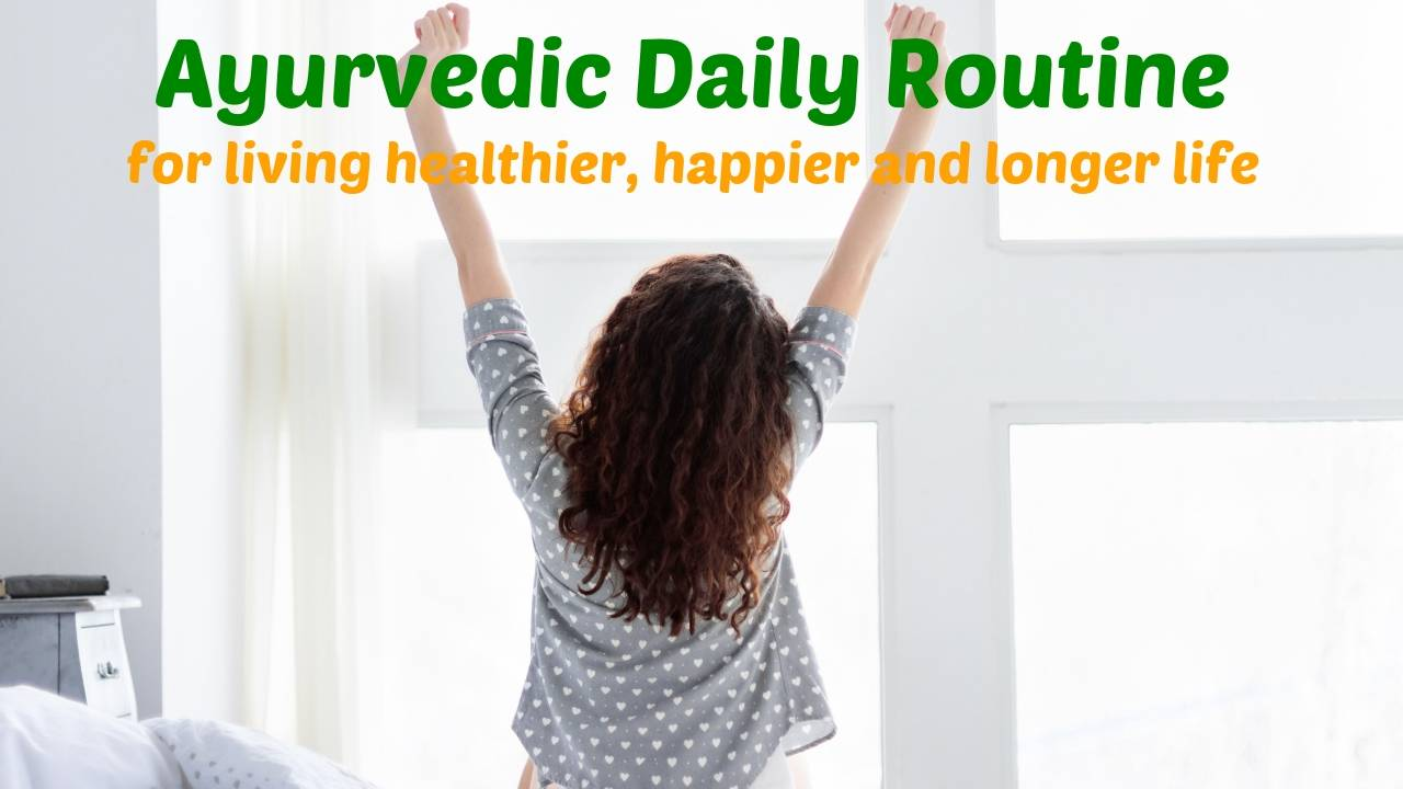 Photo of Dinacharya: Ayurvedic Daily Routine